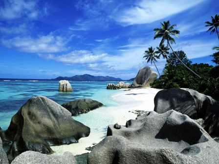 National Geographic Lists Anse Source D Argent As World S Best Beach